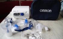 Компрессорный небулайзер ингалятор Omron CompAir NE-C28-RU