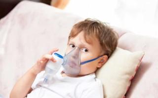 Ингаляции для детей с Нафтизином — способы применения и дозы