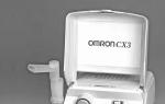 Ингаляторы OMRON для детей и взрослых от кашля и насморка