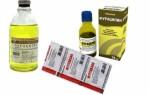 Ингаляции с фурацилином в небулайзере детям — инструкция по применению
