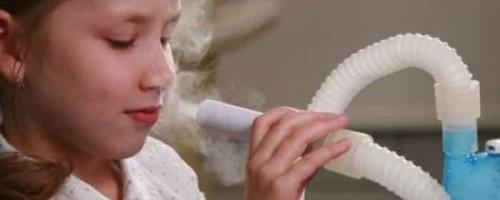 Как делать ингаляции при сухом кашле детям и взрослых