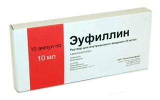 Зифуллин для ингаляций — инструкция по применению
