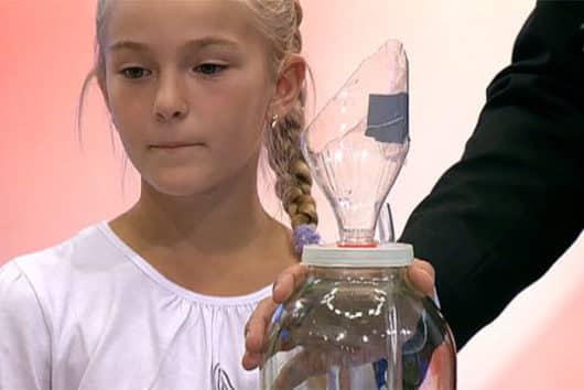 Ингалятор из пластиковой бутылки