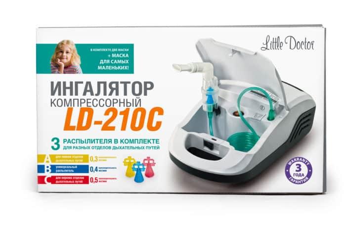 little doctor ld 210c