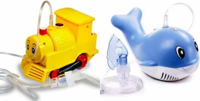 Небулайзер для детей от кашля и насморка