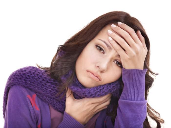 Ингаляции при больном горле